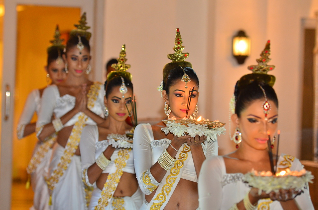 Concepts, Themes with sri lankan flavour